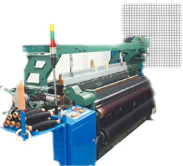 Auto Feeding Fiber Yarn Weaving Looms